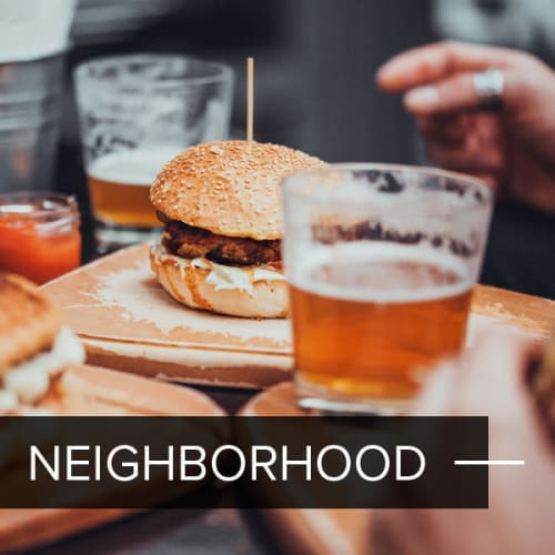 Link to neighborhood information of Brookside Apartments in Gresham, Oregon