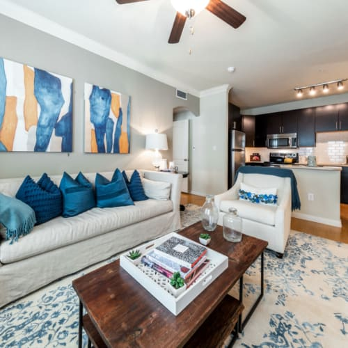 Flexible Lease Terms at Marquis at the Reserve in Katy, Texas