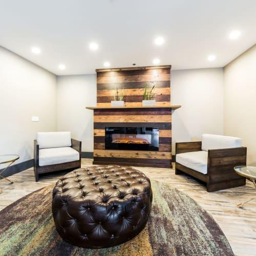 Clubroom at Marq 211 in Seattle, Washington