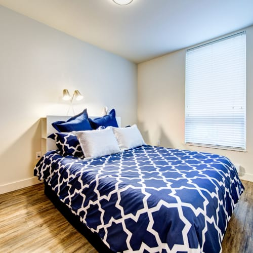 Bedroom from Anthem on 12th in Seattle, Washington