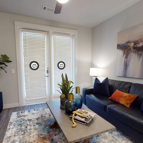 View virtual tour for our A2 unit at Domain at Founders Parc in Euless, Texas
