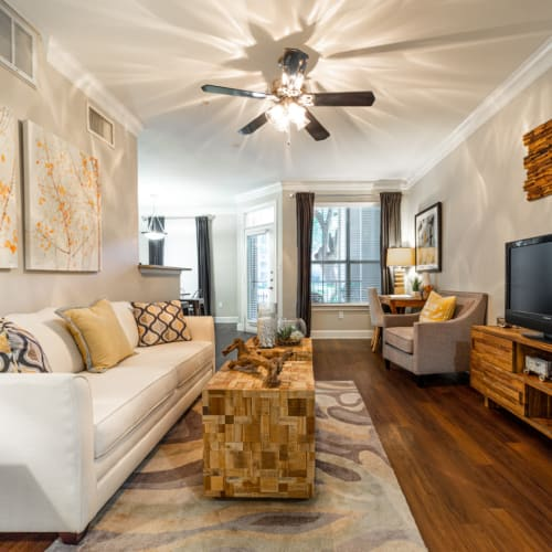 Flexible Lease Terms at Marquis at Great Hills in Austin, Texas