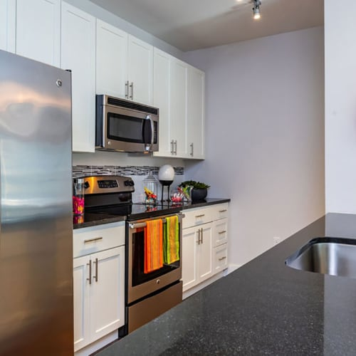 View virtual tour for 3 bedroom 2 bathroom unit at Central Station on Orange in Orlando, Florida