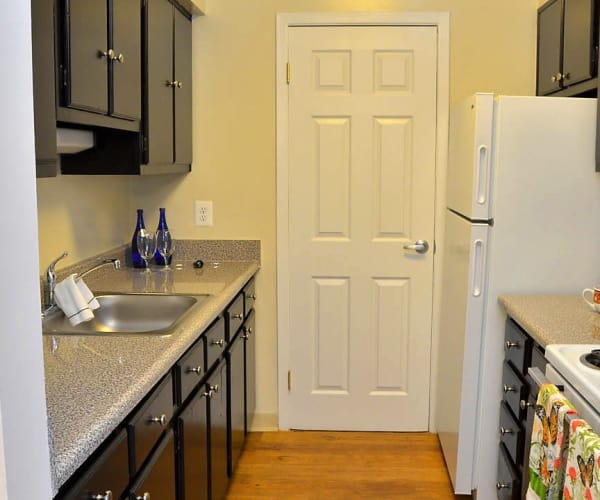 Apartment amenities at Woodland Street Apartments in Baltimore