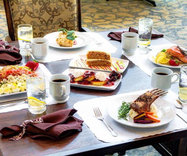 Bridgeport Place Assisted Living senior living chef-prepared meals