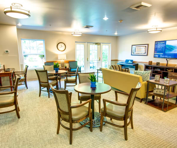 Bridgeport Place Assisted Living Assisted Living bistro