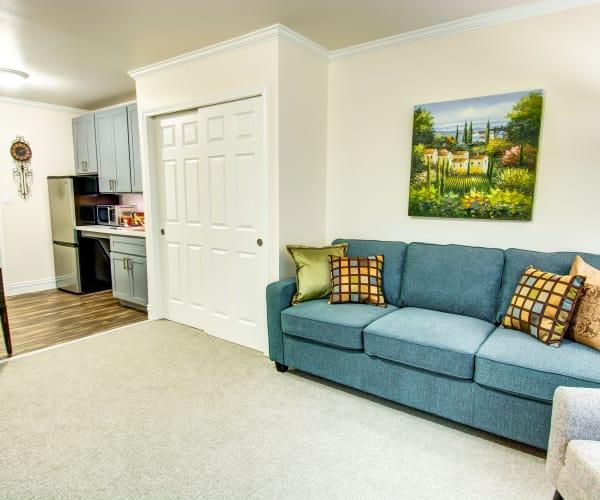 Bridgeport Place Assisted Living senior living private apartment