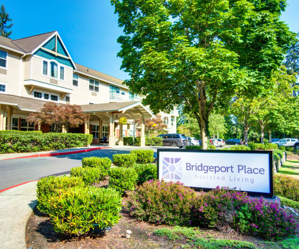 Welcome to Bridgeport Place Assisted Living Assisted Living