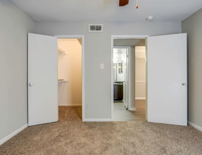 Our Apartments in Houston, Texas offer a Bedroom