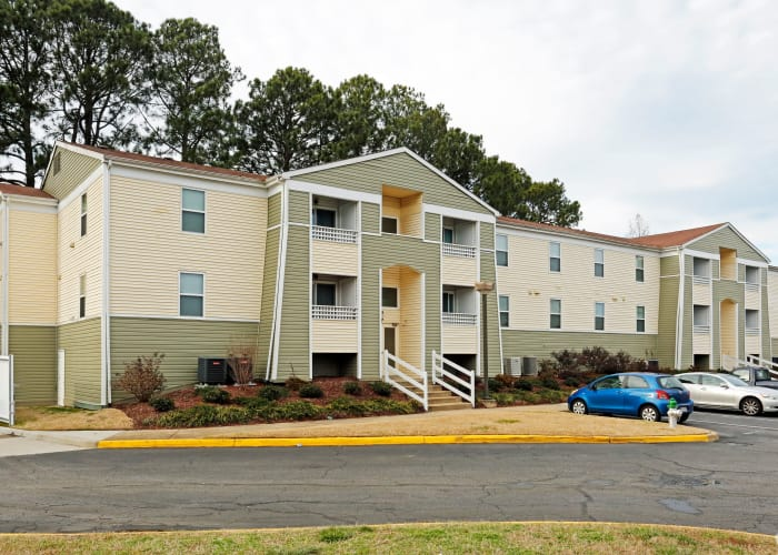 Link to neighborhood page at Ashton Village in Portsmouth, Virginia