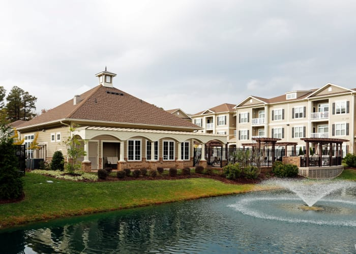 Link to neighborhood page at Briton Trace Apartments in Hampton, Virginia