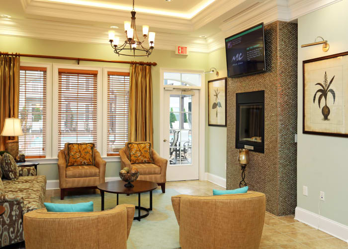 Link to amenities page at Briton Trace Apartments in Hampton, Virginia