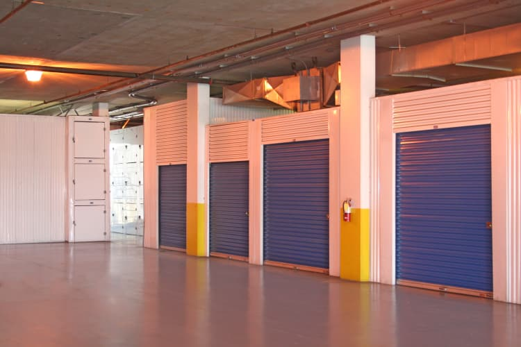 You'll love our drive-up units at Hawai'i Self Storage