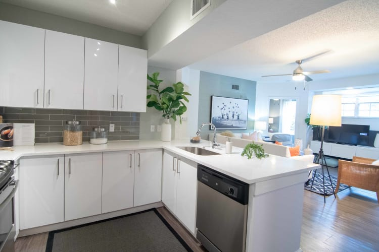 Enjoy Apartments with a Modern Kitchen at The Sophia at Abacoa
