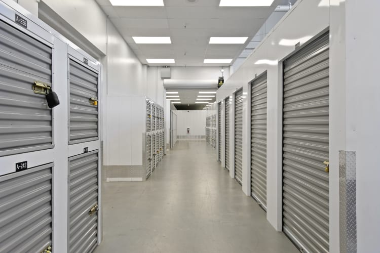 Storage Solutions At East Sac Self Storage In Sacramento