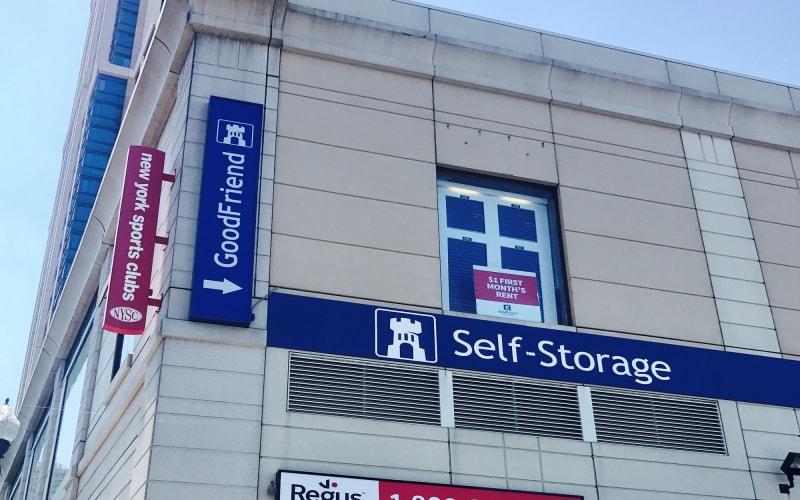 hero image at GoodFriend Self Storage New Rochelle in New Rochelle