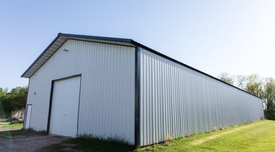 Storage units with locks at KO Storage of Amery in Amery, Wisconsin