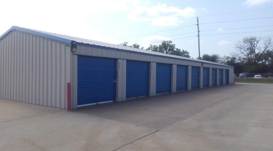 Security camera at KO Storage of Salina - Foxboro in Salina, Kansas
