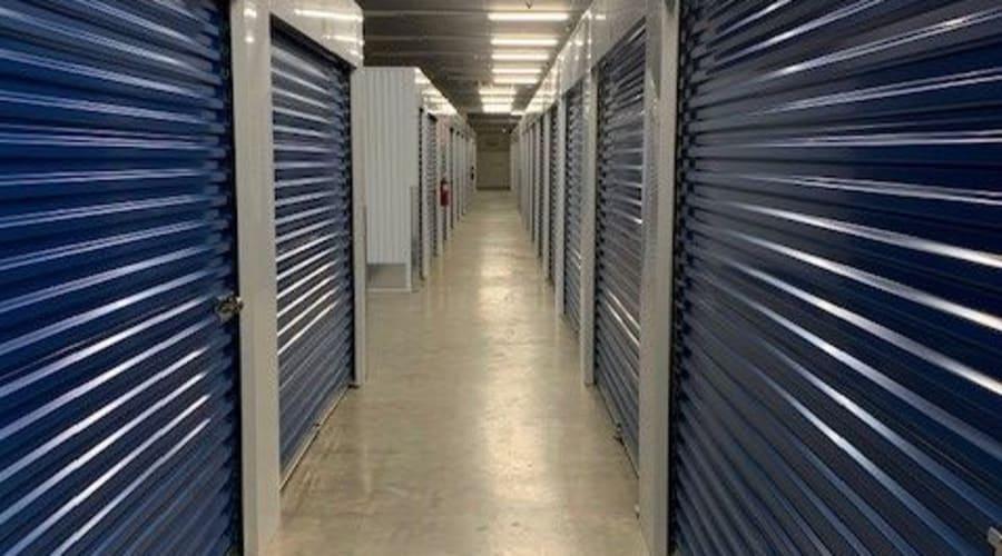 Climate controlled storage units at KO Storage of 29 Palms in Twentynine Palms, California