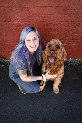 Nicole of Pet Samaritan Clinic in Portland