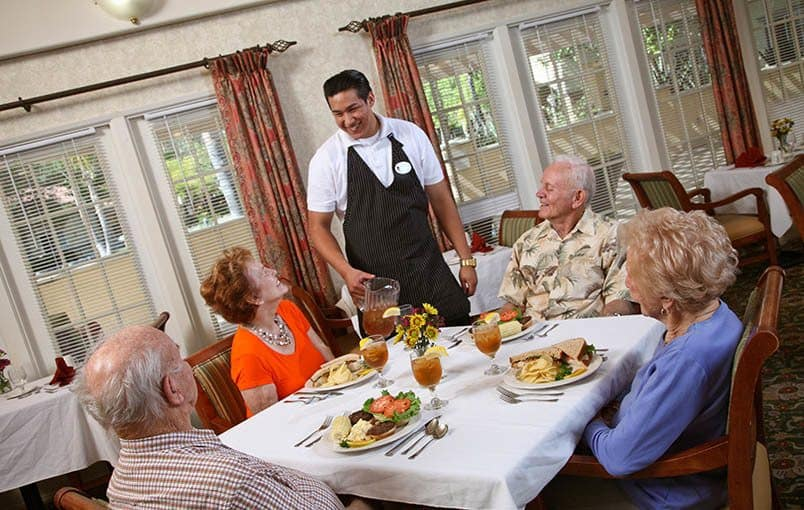 Enjoy the Rancho Santa Margarita senior living lifestyle at Park Terrace