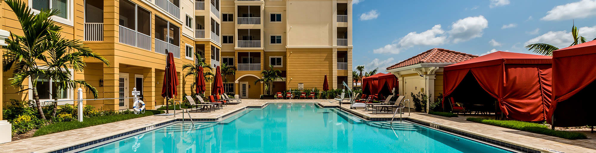 Senior living inclusive one price personal care plan in Fort Myers