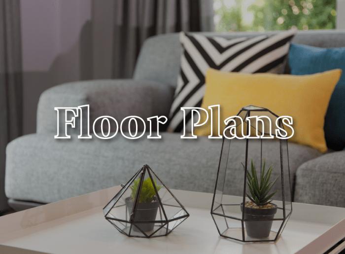 View our floor plans at Vernon Oaks in Edina, Minnesota