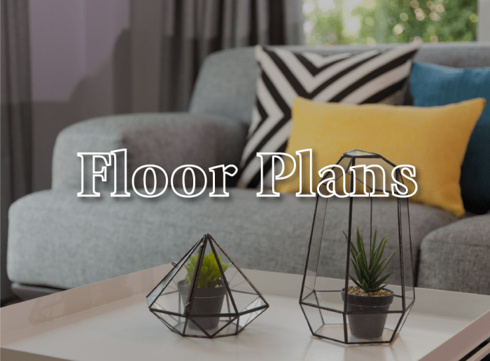 View our floor plans at Oaks Braemar in Edina, Minnesota