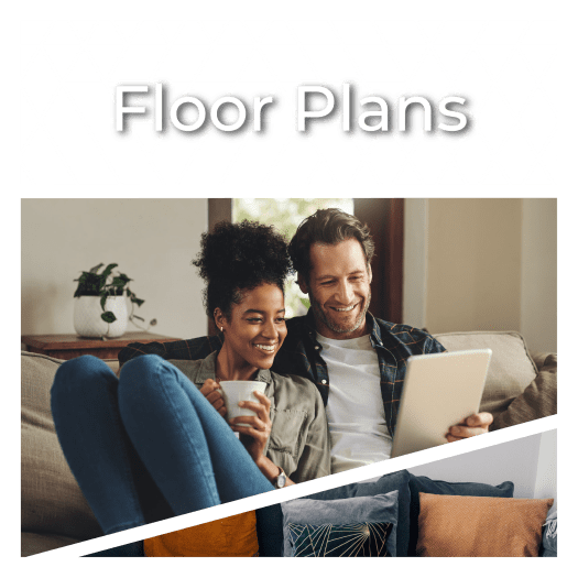 View floor plans at Siena Apartments in Plantation, Florida