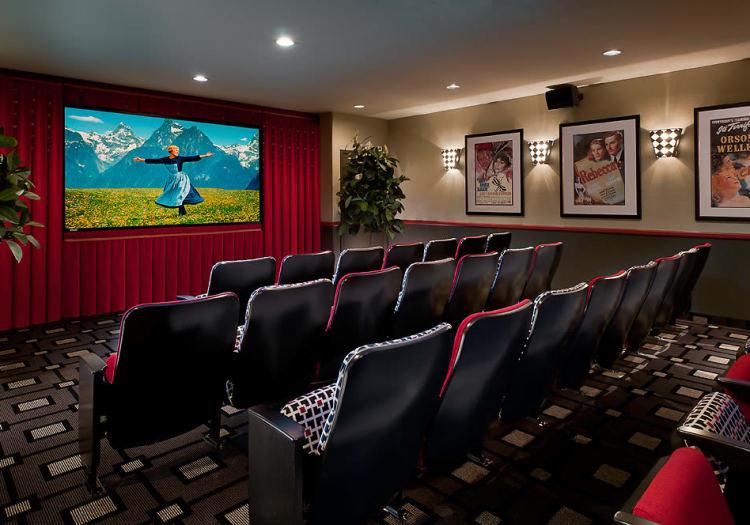 theatre at McDowell Village in Scottsdale, Arizona