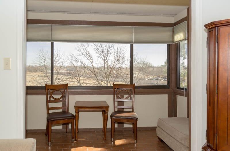 Beautiful views at Country Club At Woodland Hills in Tulsa