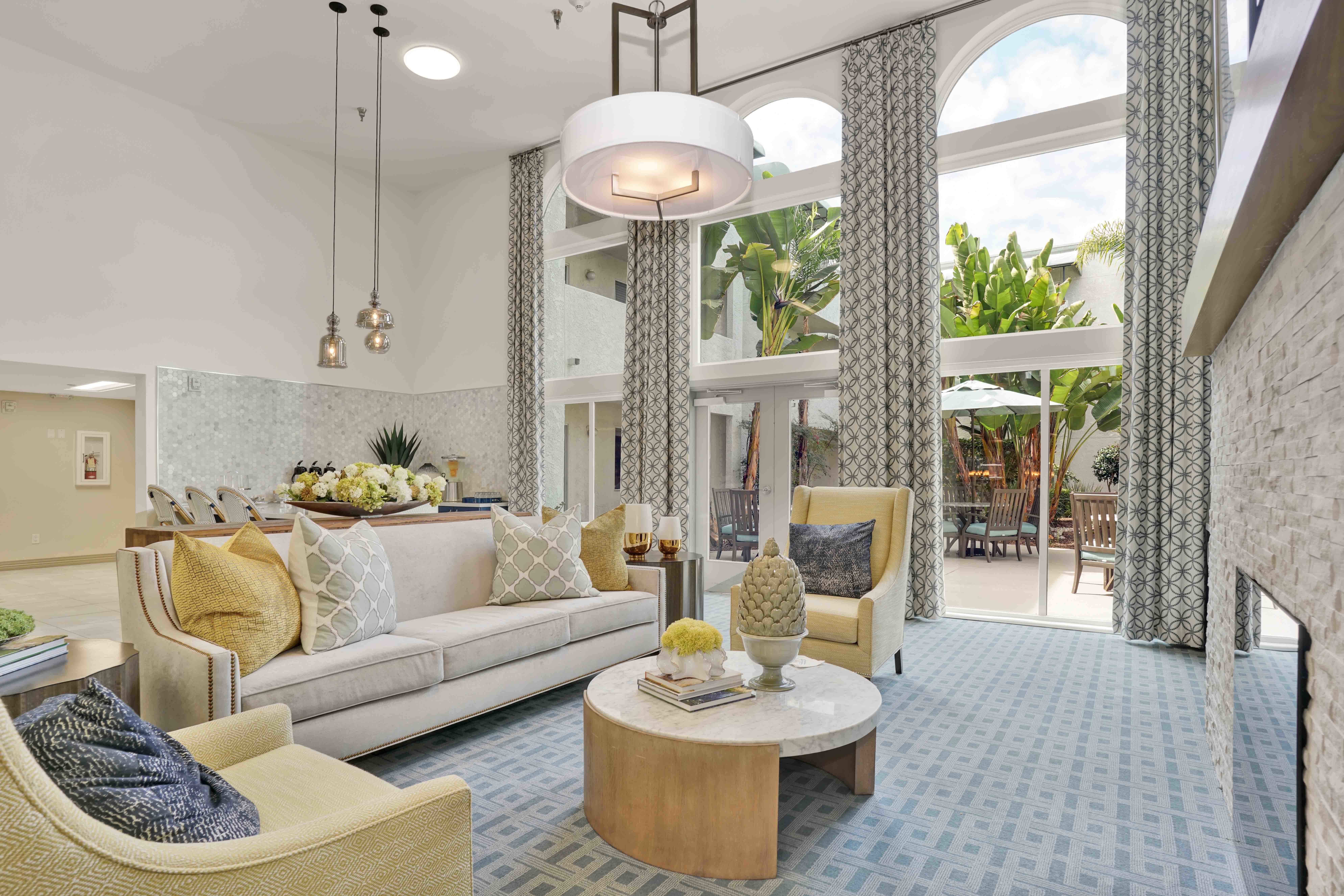 Senior living in Costa Mesa, CA is just right for you