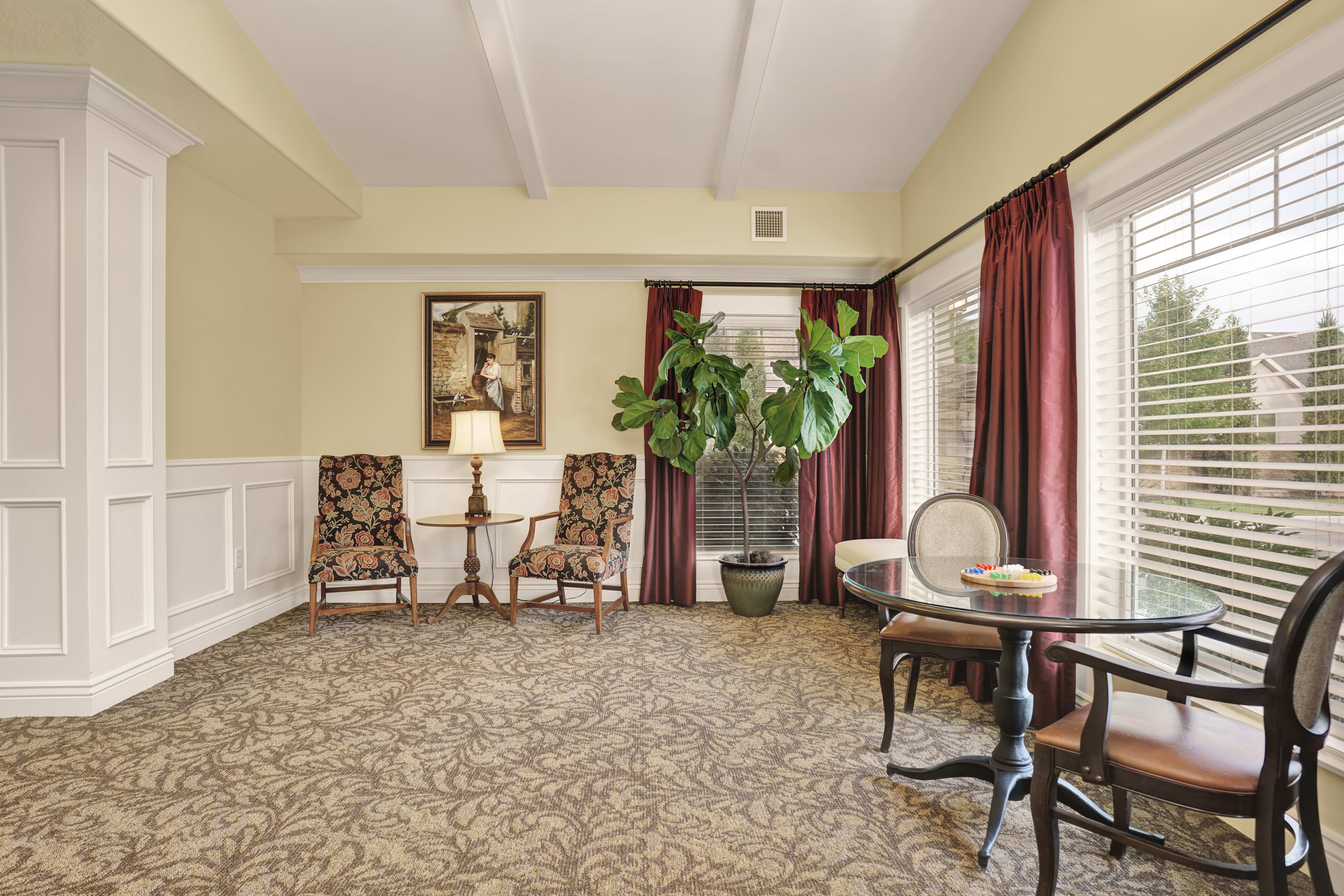 Request more information for the senior living community in Highland