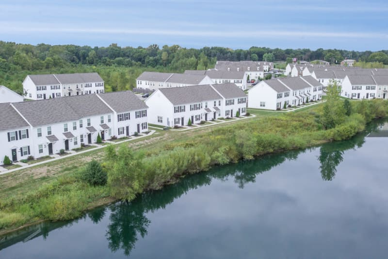 Beautiful apartments at Winchester Park in Groveport, Ohio