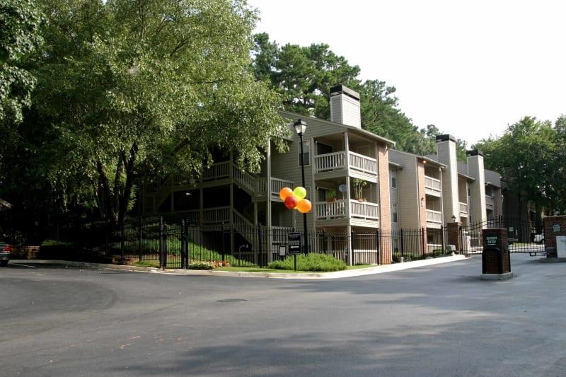 Street view of The Franklin in Marietta, Georgia