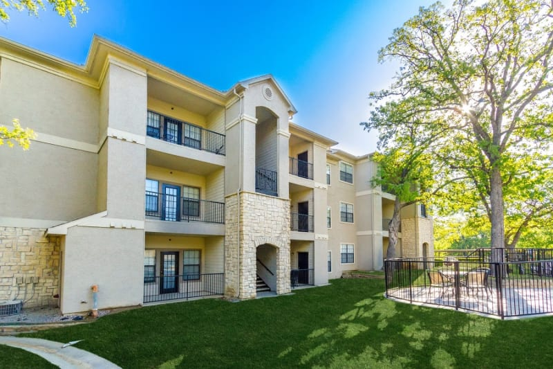Balconies at The Aidan in Lewisville, Texas