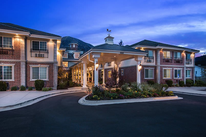 Request more information for the senior living community in Cedar Hills