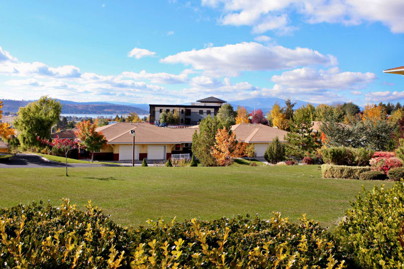 Our community at the senior living facility in Klamath Falls