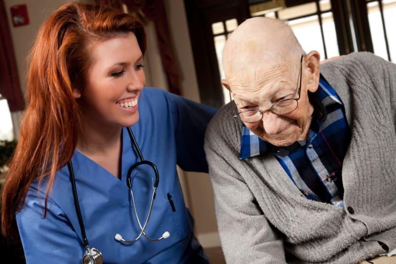 Contact the senior living community in Petaluma