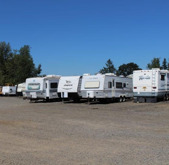 Office at South Salem RV & Storage