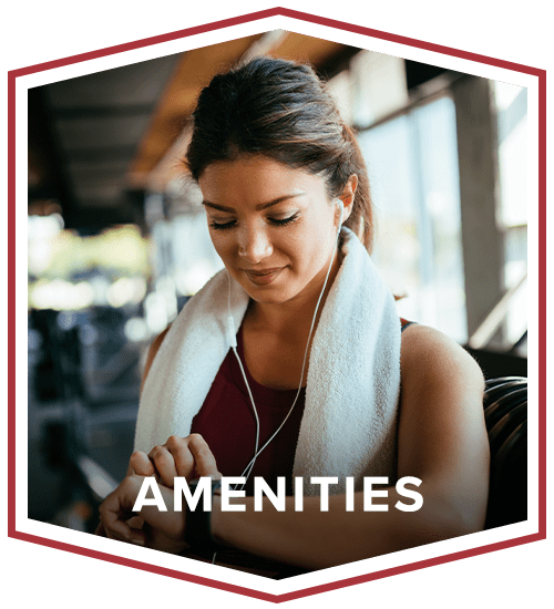 Amenities at Exeter Place in San Antonio, Texas