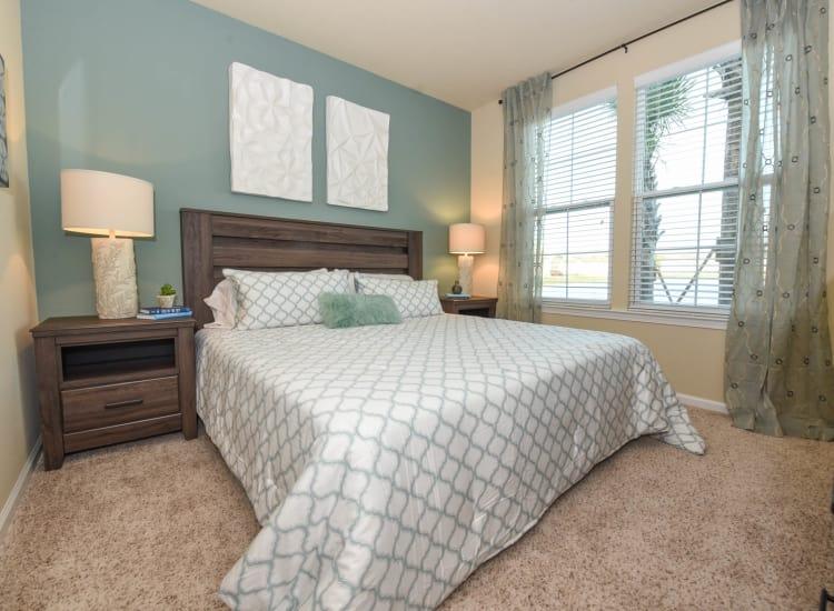 Springs at Port Charlotte master bedroom