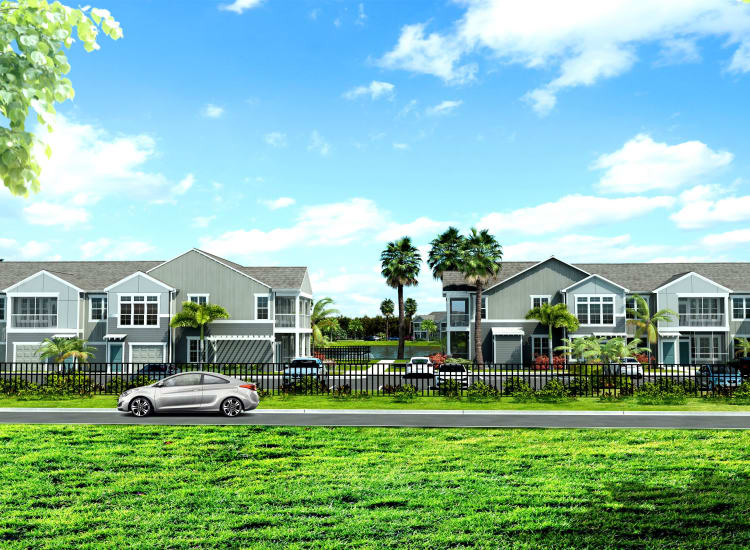 Rendering of Springs at Hammock Cove in Naples, FL