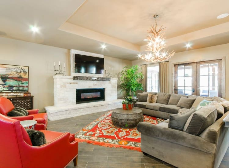 In-Home Features at Legacy Brooks in San Antonio, Texas