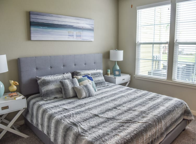 spacious bedroom at Springs at Port Charlotte in Port Charlotte