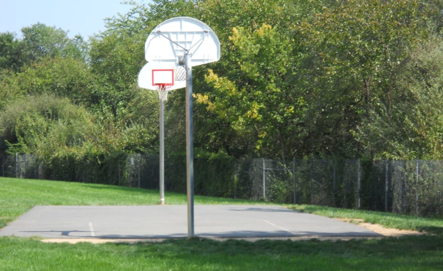 Recreational areas at Westgate Apartments & Townhomes in Manassas, Virginia