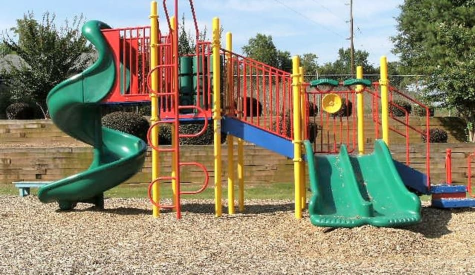 Douglass Village Apartments playground
