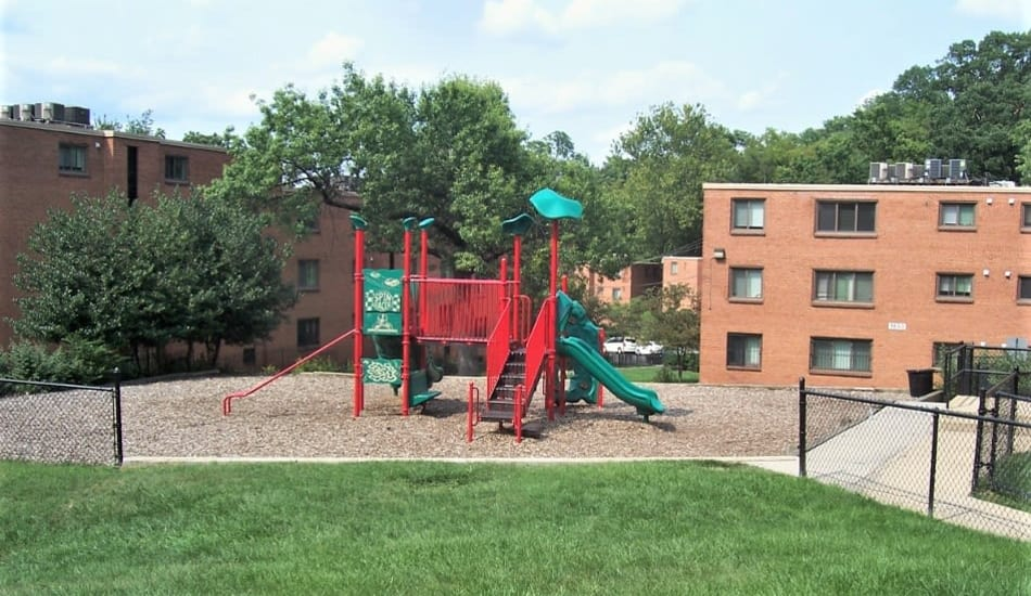 Frederick Douglass Apartments playground