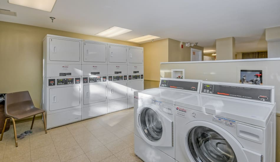 Laundry at Stonegate Village Apartments in Reston, VA