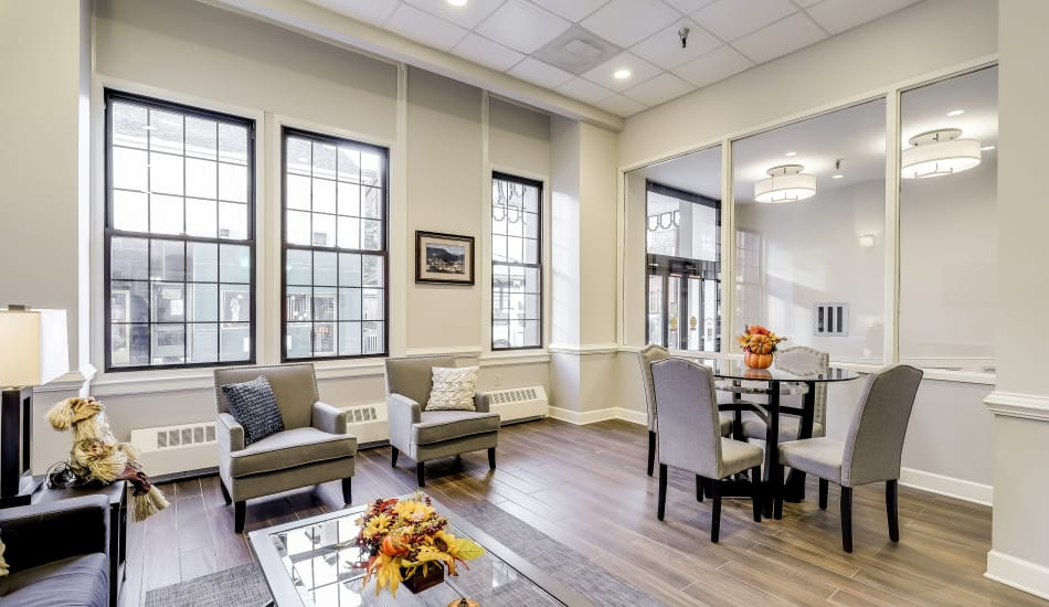 Leasing Office at Cumberland Arms Apartments
